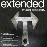 """Neue Ausgabe des 5 Sterne Redner-Magazins """"extended"""""""