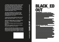 """Buch zum Welttag der Pressefreiheit: """"BLACK_ED OUT"""" - wie Zensur die Würde löscht"""
