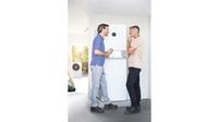 Junkers Bosch: Wärmepumpen-Puffermodul von Junkers Bosch schafft Ordnung im Heizraum