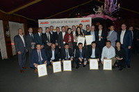 showimage AL-KO Gardentech verleiht den TOP Supplier Award 2017