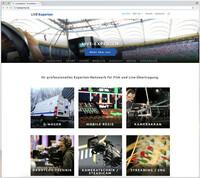 Die Live-Experten bieten Rundum-Service für Film und Liveübertragung