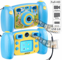 Somikon Kinder-Full-HD-Digitalkamera DV-25