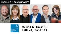 Ben Schulz & Consultants auf der Zukunft Personal Nord 2018