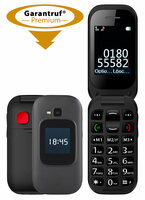 simvalley MOBILE Notruf-Klapphandy XL-965