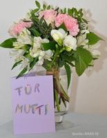 Blumen zum Muttertag - gekauft ist gekauft