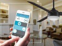showimage Kontrolliere Deinen Deckenventilator per Smartphone