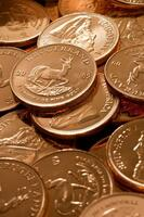 New Krugerrand bond guarantees the physical delivery of gold to 100 per cent