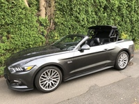 SmartTOP additional convertible top control for Ford Mustang Convertible now available