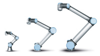 showimage Automatica 2018: Universal Robots zeigt mobile Plug-and-Produce Lösungen und hat Neuigkeiten im Gepäck