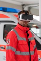 DRK setzt auf Digitailisierung und Virtual Reality in 3D