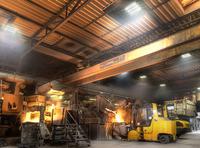 Hitzebeständige LED-Beleuchtung für Hochtemperaturbereiche - Presseinformation der Deutschen Lichtmiete