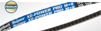 Optibelts Innovationstreiber - Der neue optibelt SUPER XE-POWER PRO M=S