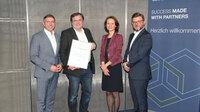 comesio erneut mit IBM-Award ausgezeichnet