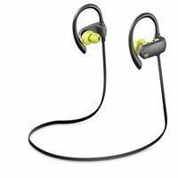 Kopfhörer auf die sportliche Art