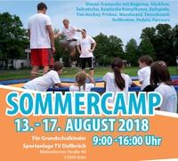 Sommercamp für Kinder vom 13. -17. August in Köln