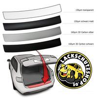 Passgenaue Ladekantenschutzfolien für alle Automodelle.