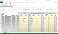 GAEB-Online 2018: Excel-Aufmaße nach REB 23.003