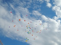 Weissenhäuser Strand: Maskottchen Hops hat Geburtstag