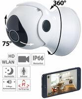 7links Außen-WiFi-IP-Überwachungskamera IPC-390.echo