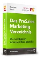 Ein innovativer Service für anspruchsvolle Kunden: Presalesmarketing Verzeichnis von Nabenhauer Consulting!