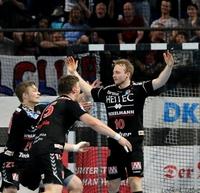 Handball: HC Erlangen punktet vor großer Kulisse gegen die Löwen