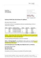 Pressemitteilung: Rechnungen richtig schreiben mit selbststaendigkeit.de