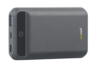 Powerbank, Quick Charge 3.0 und USB Typ C PD, 10.000 mAh, bis 3 A, 18 W