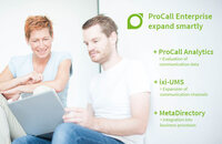 Expand Unified Communications & CTI Suite ProCall Enterprise Smartly
