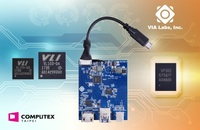 VIA Labs kündigt neue USB-IF-zertifizierte Power Delivery 3.0 Silizium Lösungen an
