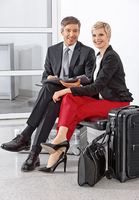 Die Urlaubssaison startet: Reisestrümpfe mit Kompression