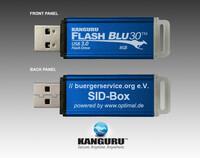 OPTIMAL.de unterstützt buergerservice.org beim Bau der nächsten Version der SID-Box (Secure ID-Box)