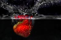 Erdbeeren waschen - so geht es richtig!