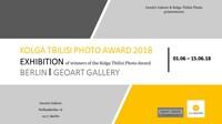 """KOLGA TBILISI PHOTO Award 2018 - Ausstellung in der ""GeoArt Galerie"" in Berlin"