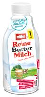 Molkerei Müller verlängert Kur(z)Urlaub:   Erst schee trinken - dann voll verwöhnen
