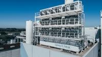 Weltweit erste kommerzielle Anlage zur Filterung von CO2