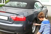Alte Autoreifen: wenig fahren erhöht Risiko