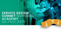 Service Design Summit 2018 (3-tägige Academy)