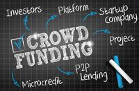 Crowdinvesting und Crowdfunding über Prozesskostenbeteiligung