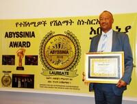 Social Service Prize für Stiftung Menschen für Menschen