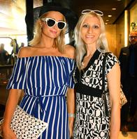 Tanja Playner und ihre Pop Art während der Filmfestspiele in Cannes