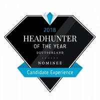 Dr. Schannath Executive Search für Headhunter of the Year Award 2018 nominiert