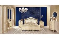 Königlich residieren mit Schlafzimmern im Barock-Stil