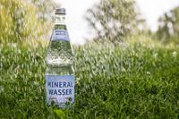 Natürliches Mineralwasser: Alles Gute kommt von unten - und oben!