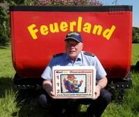 Kindergeburtstage Dortmund - Feuerwehr Feuerland bekommt neue Sitzpolster