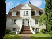 Wohnung in der Villa Friedericia in Wyk auf Föhr zu verkaufen