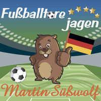 Fußballtore jagen der Song zur WM 2018 von Martin Süßwolf
