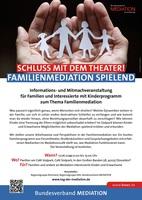 """""""Schluss mit dem Theater! Familienmediation spielend"""""""
