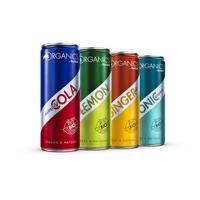 Echte Naturtalente: Red Bull präsentiert neue Linie an Bio-Erfrischungsgetränken