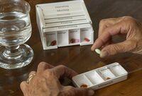 Seniorengesundheit: Wofür ist die kleine Weiße?