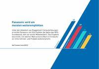 Panasonic ist vertrauenswürdigster Anbieter von robusten Geräten